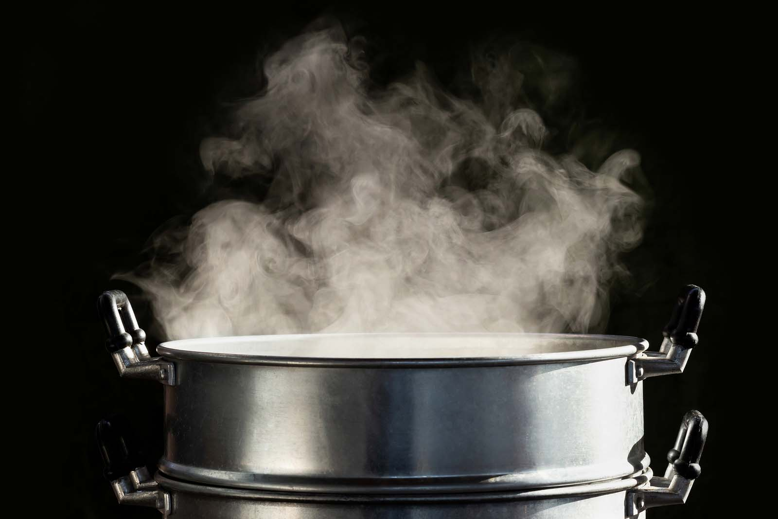 3 signs that your steamer is damaged